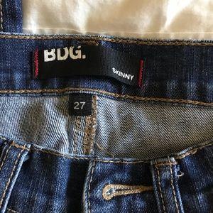 BDG Jeans - BDG Skinny Jeans